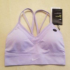 NWT Nike dri-fit sports bra
